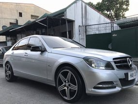 2011 Mercedes-Benz C180 for sale