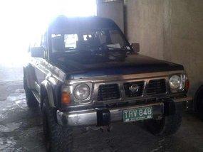 For sale 1993 Nissan Patrol M/T In-line Diesel
