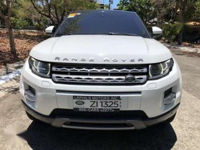 2015 Land Rover Range Rover Evoque Diesel FOR SALE