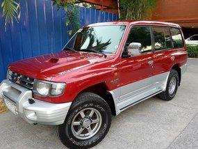 2004 Mitsubishi Pajero Ralliart for sale