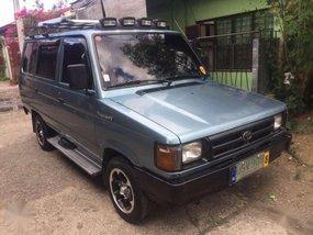 For sale Toyota Tamaraw fx 1997