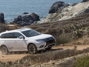 Mitsubishi Outlander 2021 to be developed from Nissan Rogue