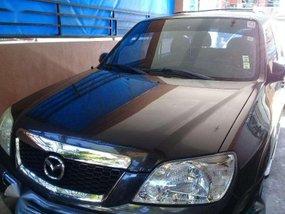 Mazda Tribute 2008 AT Black SUV For Sale