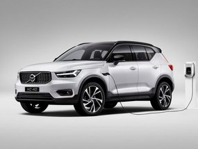 Volvo Cars aims for EVs to take 50% of its sales by 2025
