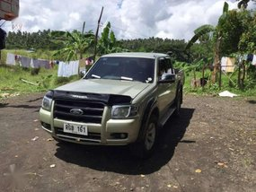 Ford Trekker 2007 Silver Top of the Line For Sale