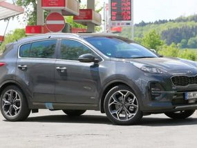 Latest spy shots reveal what exactly the Kia Sportage 2019 will look like