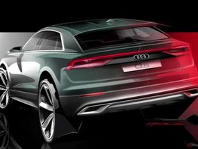 Audi Q8 2019 to dole out 400 PS thanks to a boost from an electric motor