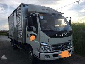 Foton Tornado 2.8 Close Van FOR SALE 2016