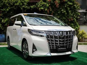 Toyota Alphard 2018 facelift launched in the Philippines