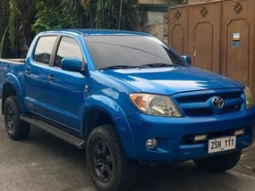 Toyota Hilux G 2006 FOR SALE
