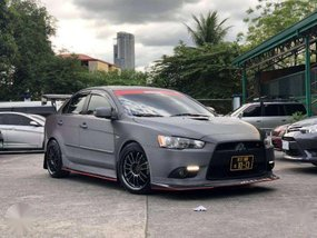 2016 Mitsubishi Lancer EX GT-A(RALLIART)Not evolution wrx sti civic