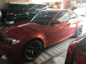 2013 Bmw 1M valencia orange​ for sale