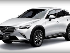 Japanese-spec Mazda CX-3 2018 updated with a new diesel engine