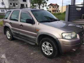 Ford Escape 2001 4wd Beige FOR SALE