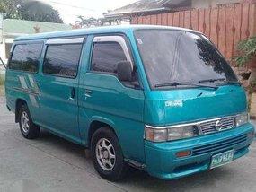 Nissan Urvan escapade 2007 model For sale
