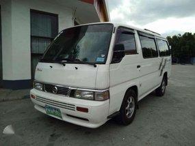 FOR SALE Nissan Urvan 2009 model manual diesel