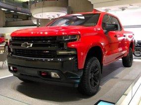 Chevrolet Silverado 2019: Turbo 4-cylinder, not usual 6 or 8-cylinder engine