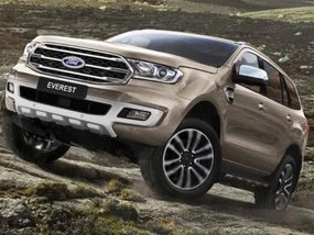 Ford Everest 2019 comes with massive upgrades including EcoBlue