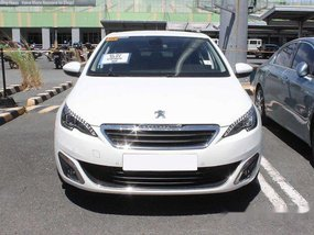 Well-kept Peugeot 308 2015 for sale