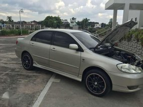 Toyota Altis 1.8G 2002 AT FOR SALE