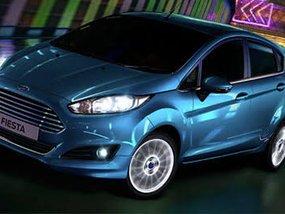 FORD Fiesta Hatchback 1.5 Trend MT 2018