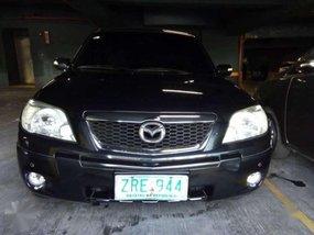 2008 Mazda Tribute SUV wagon AT 2.3L gas black