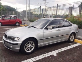 Well-maintained BMW 316i 2002 for sale