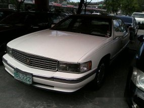Well-kept Cadillac DeVille 1994 for sale