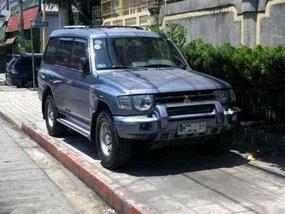 Mitsubishi Montero 1998 for sale