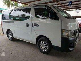 2017 Nissan Urvan NV350 Escapade