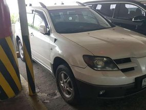 Good as new Mitsubishi Outlander 2004 for sale