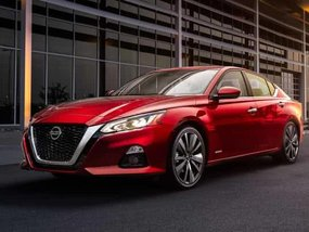 Nissan Altima 2019's early adopters offered with special advantages