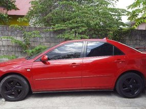 Well-kept Mazda 6 AT 2005 for sale