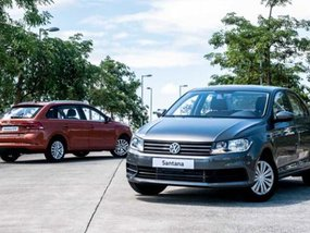 Volkswagen Santana 2018 finally released, priced under P700,000