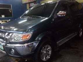 Isuzu Sportivo Manual 2010 Green For Sale