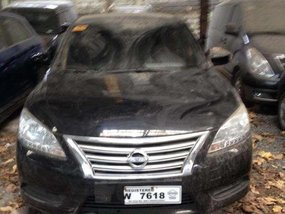 Nissan Sylphy 1.6 MT Manual Black For Sale