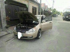 Hyundai Accent crdi 2006 FOR SALE