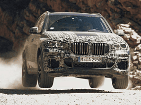 BMW X5 2019 due to come out for the market in just a few months