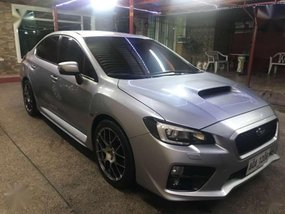 2015 Subaru WRX AT lile STi civic evolution type R