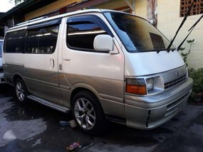 Well-kept Toyota Commuter 1996 for sale