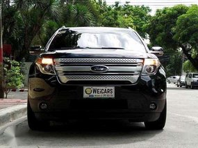 Ford Explorer 2013 eco boost fortuner montero innova expedition