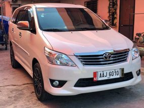 Toyota Innova G 2014 for sale
