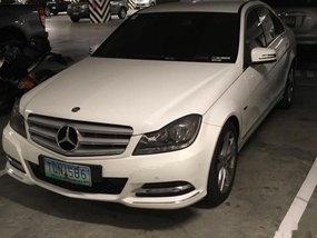 2012 Mercedes-Benz 200 for sale in Manila