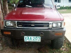 1999 Toyota Hilux Surf 4x4 For Sale