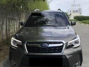 2017 Subaru Forester 2.0 XT 7500 Km Only