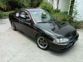 Mitsubishi MIRAGE GSR 1998 model MT 2 door FOR SALE