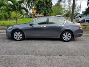 Honda Accord 2008 3.5 Automatic Top of the Line