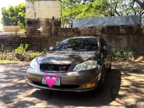 2007 Toyota Corolla Unleaded Manual for sale