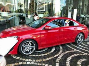 Like New Mercedes Benz CLA250 for sale