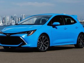 Toyota Corolla Hatchback 2019 pricing revealed, available for sale this summer